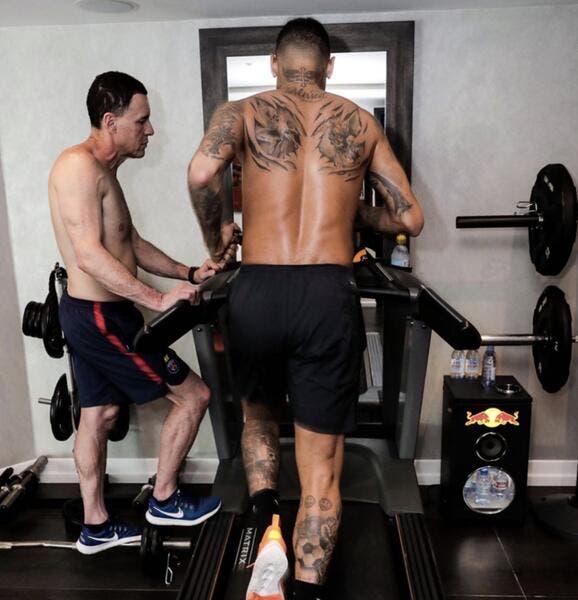 PSG : Neymar est déjà chaud pour la reprise