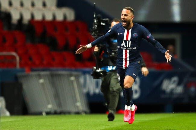 PSG : Neymar reste à Paris, l'amour a tout changé !