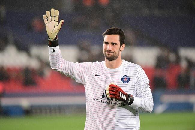 PSG : Paris exige une promo à 50 % pour Sergio Rico !