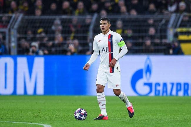 PSG : Thiago Silva s'est dégonflé, la violente attaque