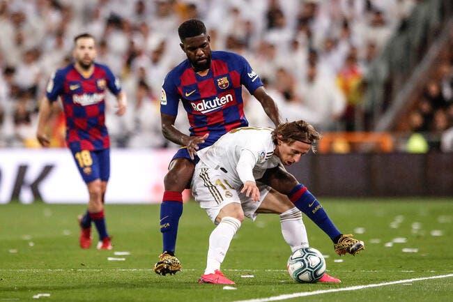 PSG : Le Barça fait de la place pour Neymar, Umtiti dégagé