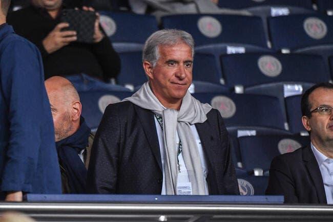 ASSE : La finale contre le PSG en juillet, Caïazzo dit oui !