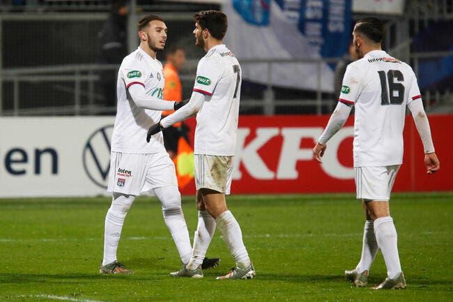 OL: Folle de Lyon, la Juve cible un 3e Gone au mercato