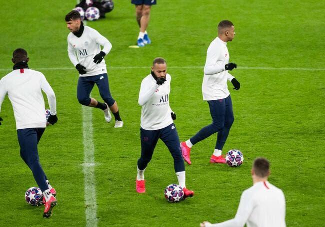 PSG : Le programme d'entraînement des joueurs fuite, ça fait jaser