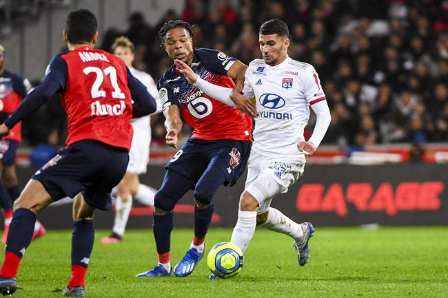 OL : Duel à trois pour Aouar, le PSG dans la course