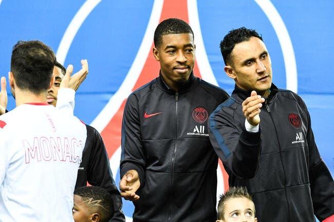 PSG : Navas sauve la défense du Paris SG, Kimpembe l'en remercie