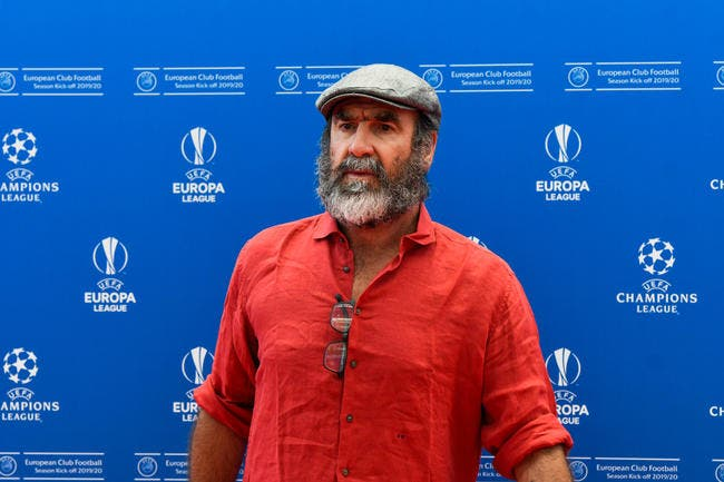 MU : L'improbable rumeur Cantona sort du chapeau