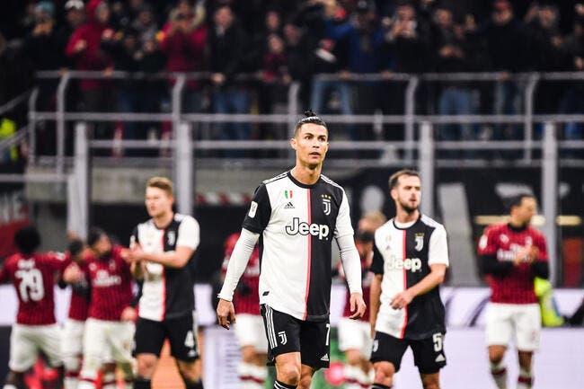 Serie A : L'Italie se sert dans le portefeuille de Cristiano Ronaldo
