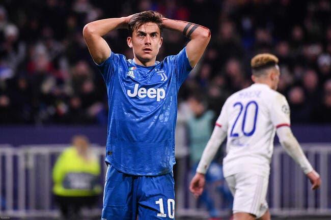 Juventus, Paulo Dybala testé positif au coronavirus