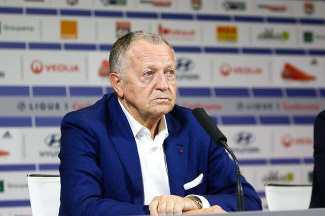 OL : Adieu la Juve et le PSG, le coup de tonnerre signé Aulas !
