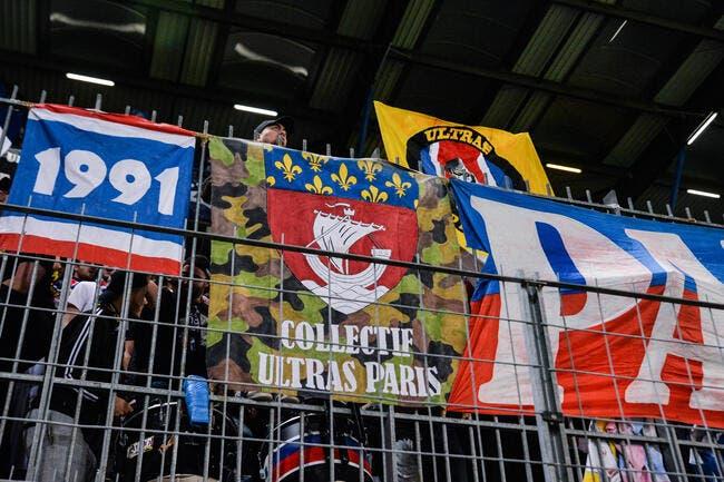 PSG : Les Ultras n'abandonnent pas les SDF, bravo !