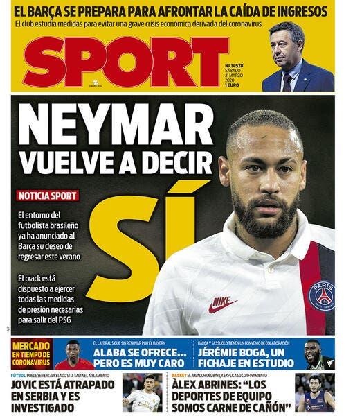 PSG : Neymar au Barça, la bombe espagnole !