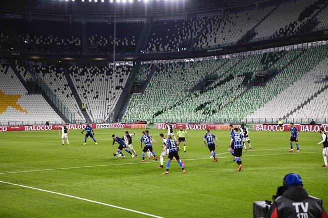 Ita : Des matchs à huis clos jusqu'en octobre en Italie ?