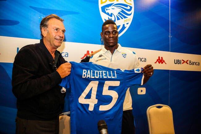 Ita : Le président de Brescia supplie la Serie A de s'arrêter