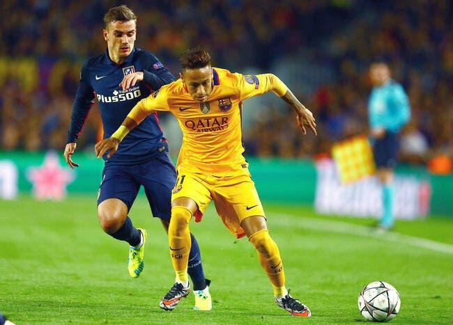PSG : Griezmann contre Neymar, l'idée choc du Barça