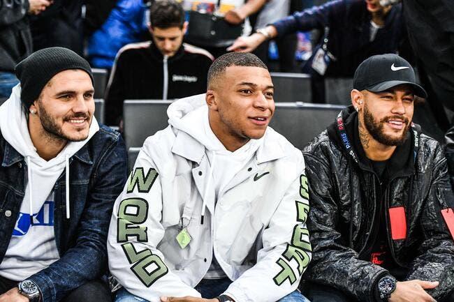 PSG : Neymar et Mbappé rois de la notoriété, la preuve