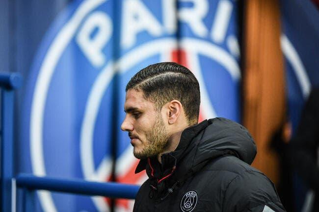 PSG : Un choix très étonnant pour Mauro Icardi ?