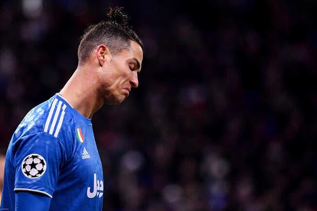 Ita : Cristiano Ronaldo, c'est un scandale !
