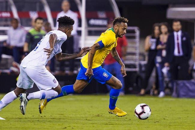 PSG : Neymar plus fort que Messi, une légende ose
