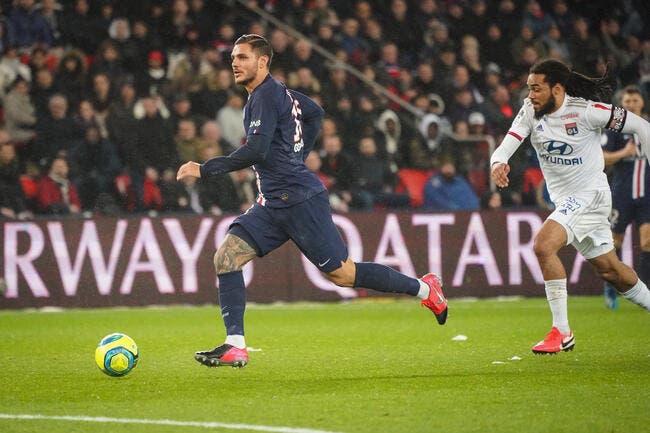 PSG : Icardi forcé de rester à Paris, Al-Khelaïfi n'a pas le choix