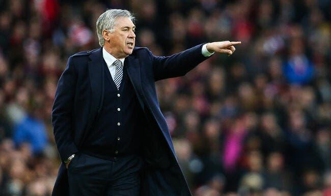 Ang : Carlo Ancelotti rêve qu'internet explose à son tour