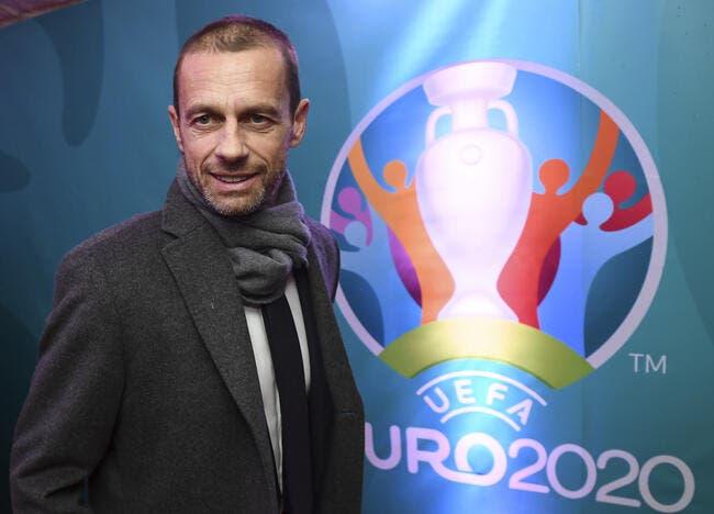 Eur : L'UEFA a 3 plans pour finir la saison