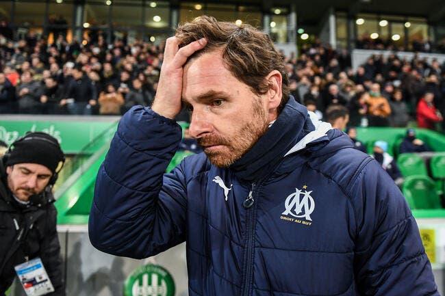André Villas-Boas a une idée surprenante pour terminer la Ligue 1