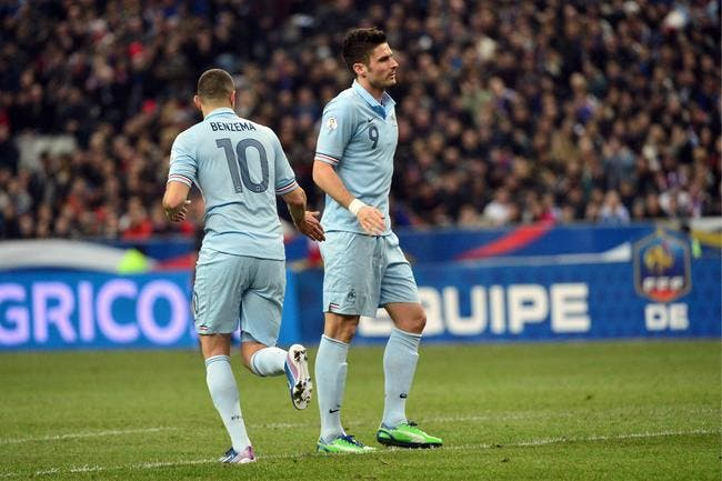 EdF : Benzema détruit Giroud en direct, ça va loin