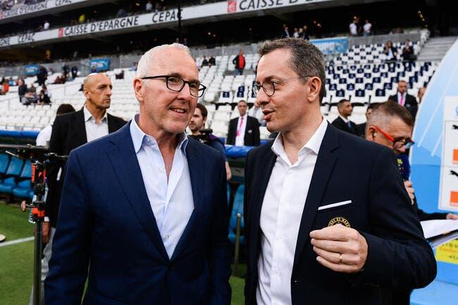 OM : McCourt ne laissera pas Marseille faire faillite