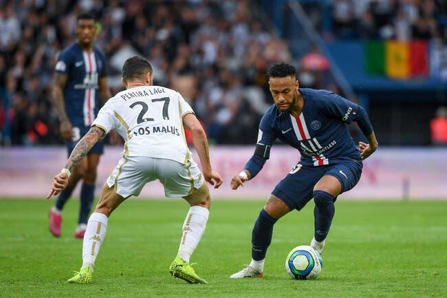 PSG : Neymar doit revenir à Barcelone, parole de légende