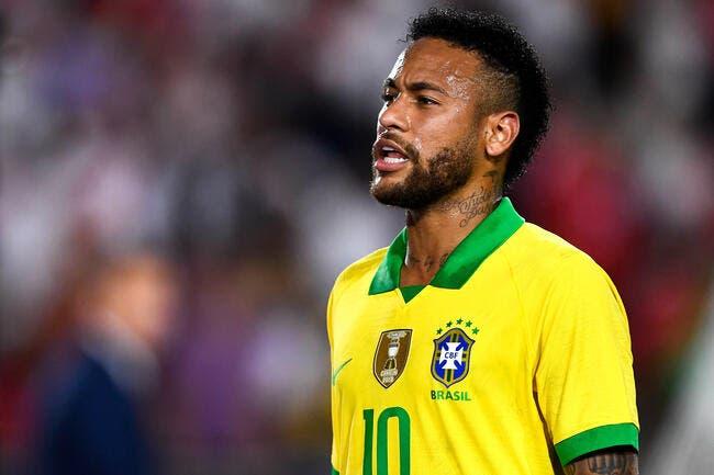 PSG : Le Barça active un plan à 100 ME pour recruter Neymar