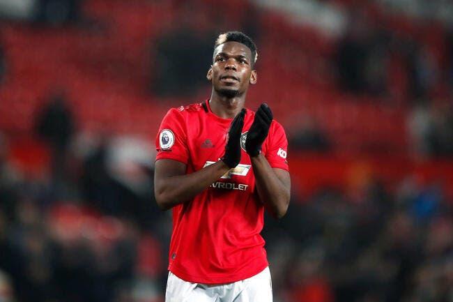 Mercato : Pogba restera à Man Utd, la raison est très simple