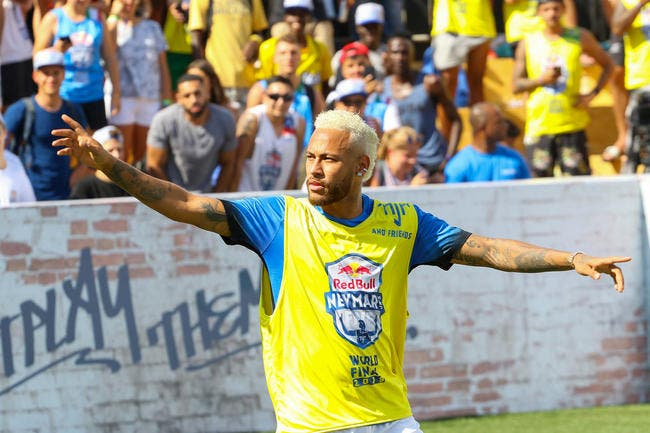 PSG : Le grand Neymar c'était avant de signer à Paris