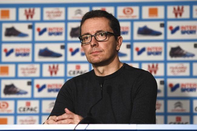 OM : C1, UEFA, salaire, l'étonnant silence d'Eyraud