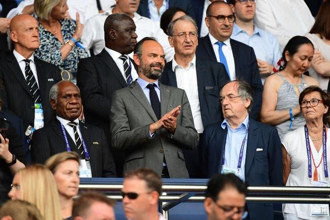 L1 : Édouard Philippe crache sur le football français, l'accusation tombe