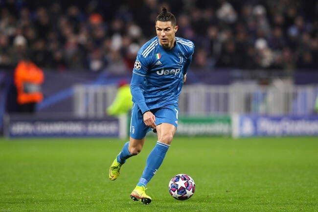 Ita : Le mercato révolutionné, Cristiano Ronaldo ne va pas aimer