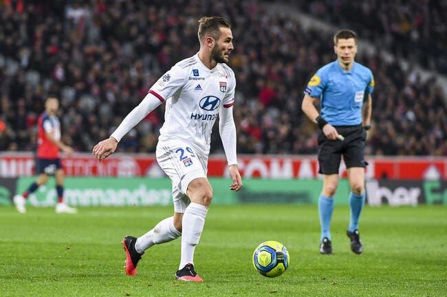 OL : Lyon privé honteusement d'un joueur pour la Ligue des champions !