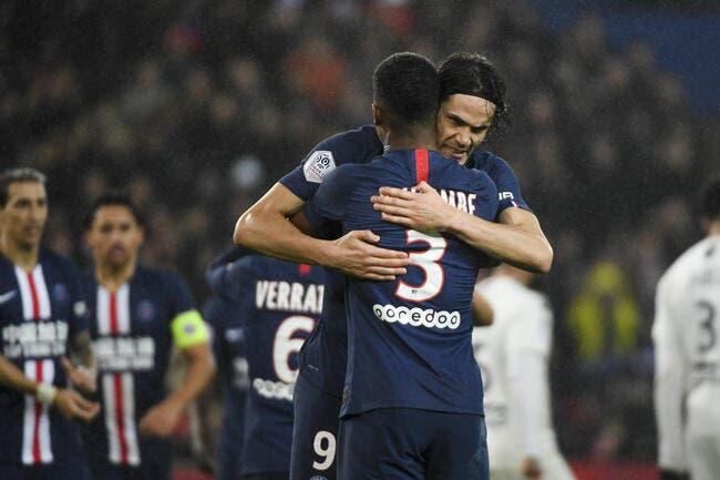 PSG : les détails du contrat proposé à Cavani par l'Atlético