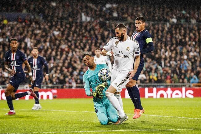 Real Madrid : Au PSG, on sait apprécier le talent de Benzema