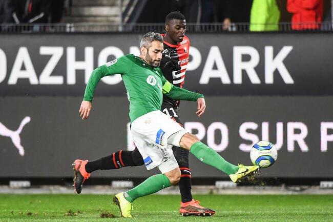 ASSE : L'épineux cas Loïc Perrin divise les Verts !