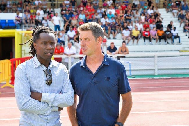 DFCO : Peguy Luyindula nommé directeur sportif de Dijon