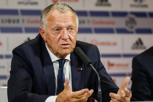 OL : Aulas vs LFP, un énorme chèque mais pas d'Europe ?