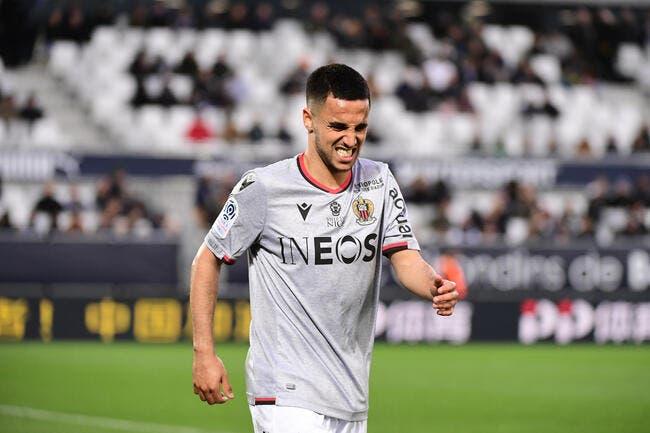 Mercato : Nice ne paiera pas 25 ME pour Adam Ounas !