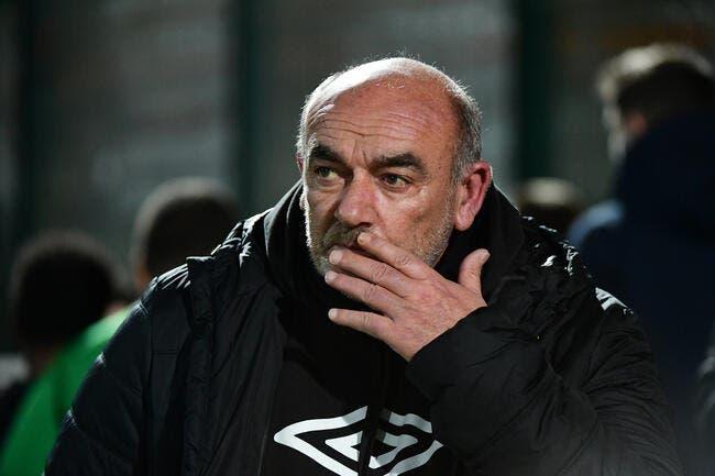 L2 : Après sa démission, Bruno Luzi revient !