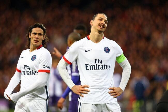 PSG : Ibrahimovic faisait la guerre à Cavani, la révélation