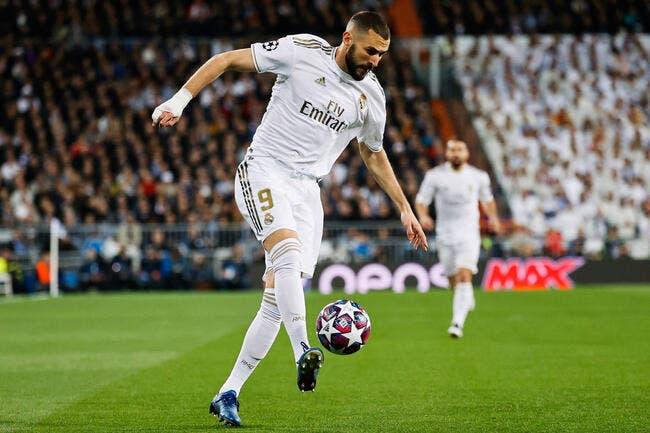 Real Madrid : Benzema a un gros défaut, Haaland va lui faire payer