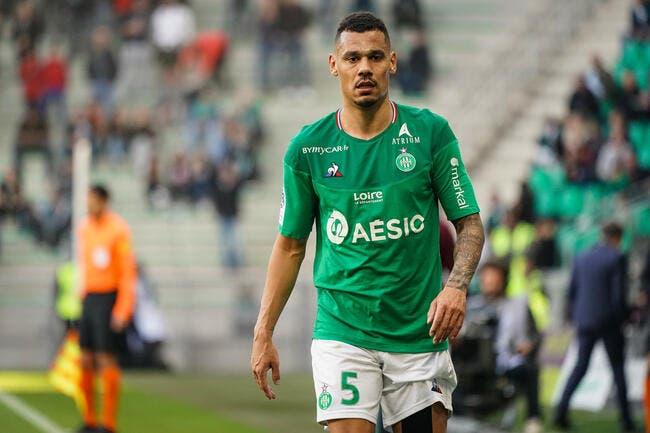 Première recrue à 4,5 millions pour les Verts — Saint-Etienne