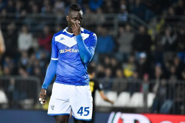 Ita : Insupportable, Balotelli a failli se faire gifler en sélection
