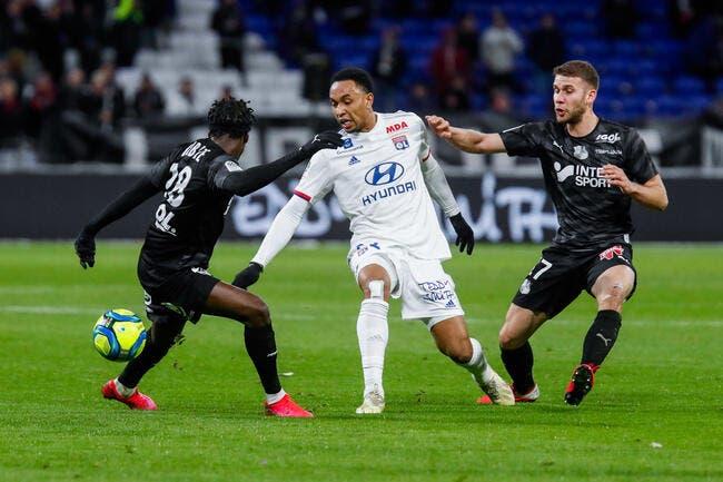 L1 :  Aulas est pour Amiens mais contre la L1 à 22 !