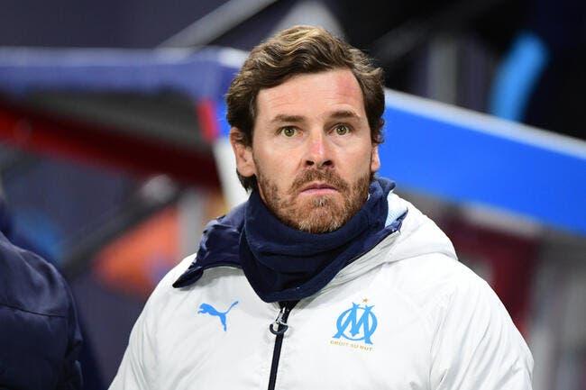 OM : Villas-Boas peut quitter Marseille, il persiste et signe